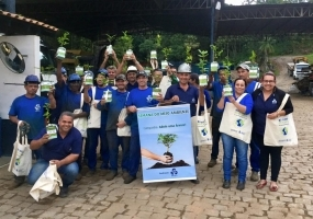 CR Metais - Campanha Meio Ambiente
